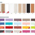 Colores para muebles juveniles