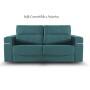 Sofá cama modelo Convertible 2 asientos