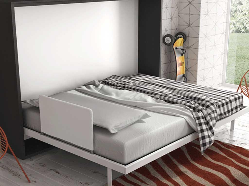 Camas abatibles horizontales muebles for Muebles de calidad