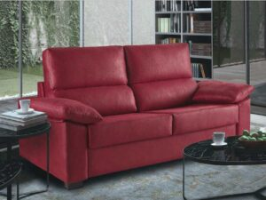 Sofá cama de apertura tipo italiana.