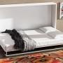 camas abatibles de calidad y diseño,muy practicas para habitaciones con espacios reducidos