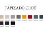 TAPIZADO CLOE