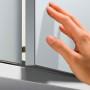 sistema de apertura y cierre push-open