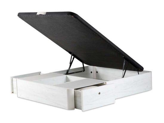 Canape abatible con cajones laterales