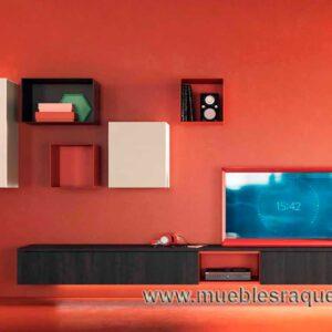Salón Colecciones de muebles de comedor modelo Rosa nº 1