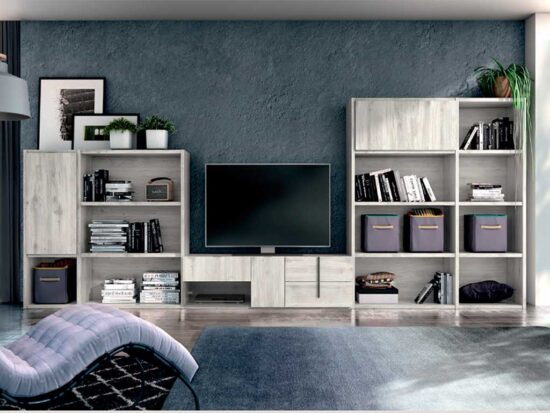 Mueble de salón para camas abatibles